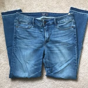 New no tag Abercrombie Harper Jeans 8R